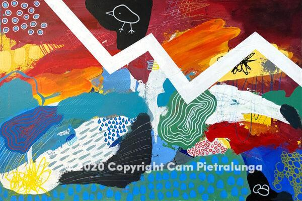 Time with friends-Cam-Pietralunga-Abstract-Art